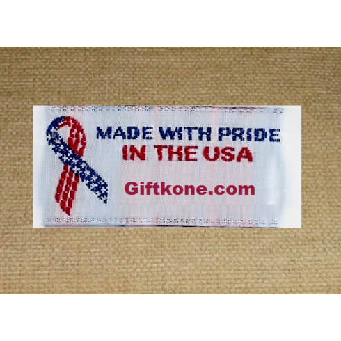 Made With Pride in the USA, Label-80