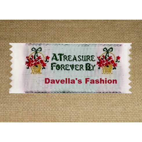 A Treasure Forever by, Label-81