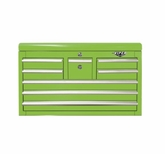 "33"" Eight Drawer Lime Tool Chest"