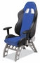 Blue Car Office Guest Chair