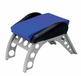 Blue Race Car Footrest