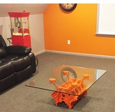 Chevy Engine Block Custom Color Coffee Table