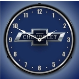 Lighted Chevrolet 100th Anniversary Clock