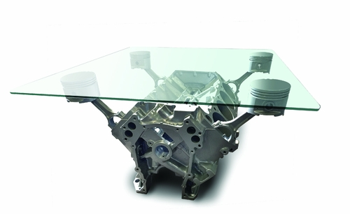 Mopar Big Block Coffee Table