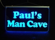 Personalized LED Color Changing Sign