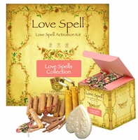 Complete Love Spell Collection (5-Spells)