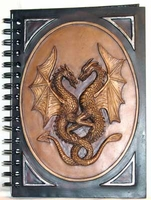 Double Dragon Book of Shadows - With Spell Casting