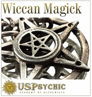 Sexual Enjoyment, Wiccan Spell Kit or Casting