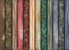 12 Earthtone Fat Quarters (3 Yards)