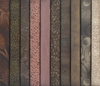 10 BROWN Tone on Tone Fat Quarters (2 1/2 Yards)