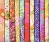 10 Kaffe Fassett Fat Quarters (2 1/2 Yards)
