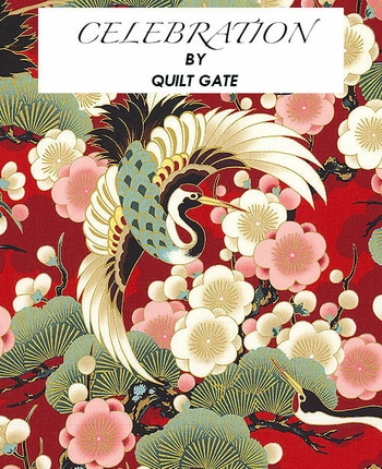 CELEBRATION By Quilt Gate