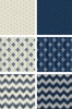INDIGO COLLECTION by Quilt Gate