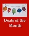 DEALS OF THE MONTH - Ends 12/31