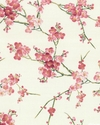 Delicate Plum Blossoms - Sakura Collection - Cream