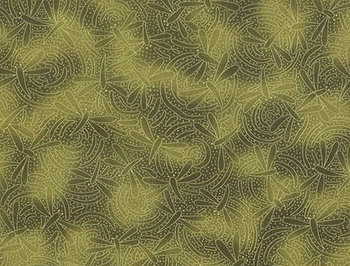 Dragonflies: Olive Green