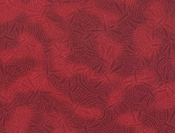 Dragonflies: Red