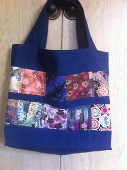 Tote bag by Stacey's mom in CA