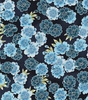 IMPERIAL 13: Cherry Blossoms - Indigo (1/2 Yd.)