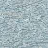 IMPERIAL IRIDESCENT TILES: Blue/Silver Metallic
