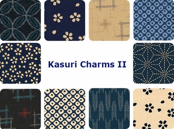 KASURI CHARMS II: 20 Pieces