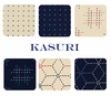 COMING SOON! 6 KASURI Fat Quarters from Sevenberry (1 1/2 Yards)