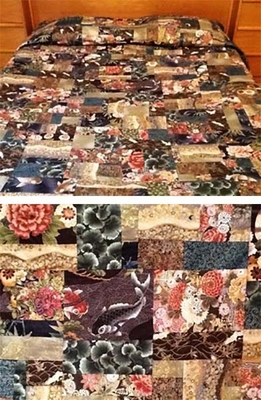 Double Sided Quilt by Juliette in Shokan, NY