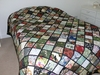 """""""Show and Tell"""" Quilt by Anne in Gretna Green, Scotland"""