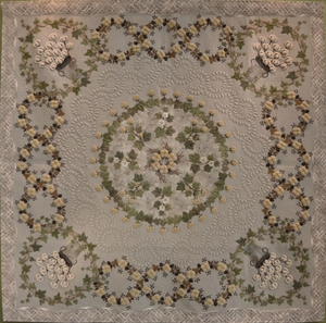 Tokyo Quilt Festival 2014 - Grand Prix First Place