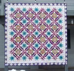 VERMONT QUILT by Jane in Rochester, VT