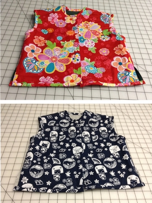 Vests by Michiko in Ontario Canada