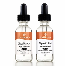 Glycolic 40% Peel pH 2.1/2.6