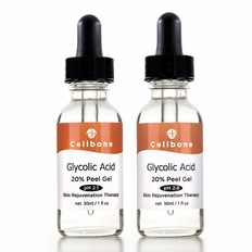 Glycolic Acid 20% Peel  pH2.1/2.6