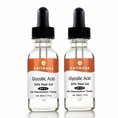 Glycolic Acid 30% Peel pH2.1/2.6