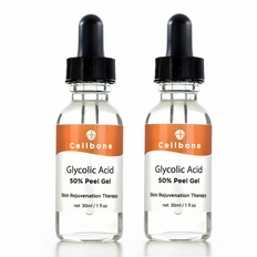 Glycolic Acid  50% Peel x 2