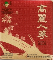 Dried Korean Ginseng Root A
