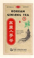 Ginseng Tea Korean E