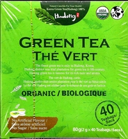 Hadong Organic Green Tea