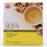 Korean Herbal Ginger Tea B2