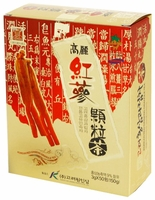 Korean Red Ginseng Granule Tea S2