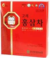 KOREAN RED GINSENG TEA W