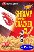 Nongshim Shrimp Cracker Family Pack P