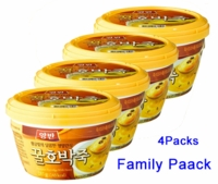 Pumpkin Porridge with Honey F4