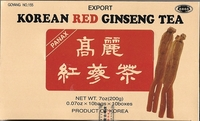 Red Ginseng Tea Korean A