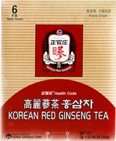 Red Ginseng Tea Korean B