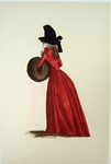 1780s French Fashion Series Style 07