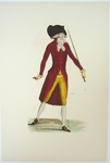1780s French Fashion Series Style 13