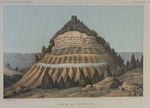 A Conical Hill, 500 Feet Hight, Standing in the Valley of Laguna Colorado