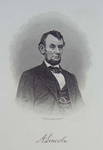 A. Lincoln -  Engraver: W.G. Jackman, NY