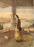 Armenian Lady at Home